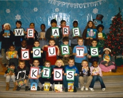 Court's Kids Special Education Book Supply Program